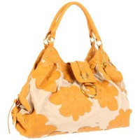 BIG BUDDHA Leilana Hobo,Yellow,One Size