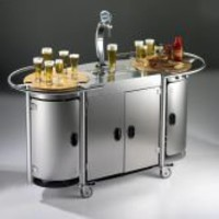 Mobile Beer Bar - Alpina Grills & Catering Systems