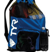 TYR Big Mesh Mummy Gear Bag