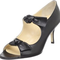 Butter Women's Swag Open-Toe Pump