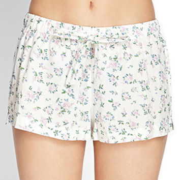 Wildflower PJ Shorts