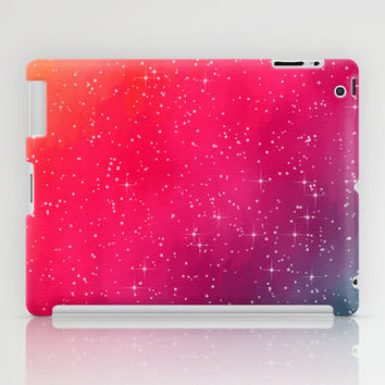 Colorful Galaxy iPad Case by Texnotropio