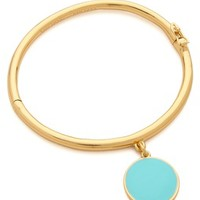 Something Blue Bangle Bracelet