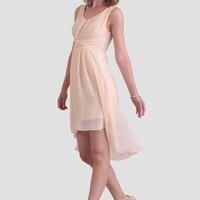 Siren Song High-Low Dress
