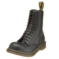 Dr. Martens Original 10 Eye Steel Toe Boot