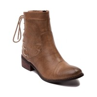 Womens 2 Lips Too Lock Short Boot