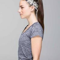 Fly Away Tamer Headband *Luxtreme (Reflective)