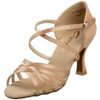 "Capezio Women's SD02 Rosa 2.5"" Flared Heel Shoe"