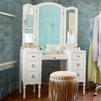 Junk Gypsy Antique Vanity