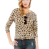 Papaya Clothing Online :: LEOPARD CARDIGANS