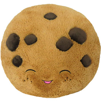 Comfort Food Chocolate Chip Cookie An Adorable Fuzzy Plush