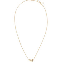 H&M - Pendant Necklace - Gold - Ladies