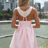 BREAKFAST AT TIFFANYS DRESS , DRESSES, TOPS, BOTTOMS, JACKETS & JUMPERS, ACCESSORIES, SALE 50% OFF , PRE ORDER, NEW ARRIVALS, PLAYSUIT, GIFT VOUCHER,,Pink,Sequin Australia, Queensland, Brisbane