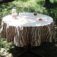 Treestamp Tablecloth