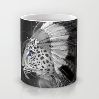 Don't Define Your World (Chief of Dreams: Amur Leopard) Mug by soaring anchor designs ⚓ | Society6
