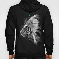 Don't Define Your World (Chief of Dreams: Tiger ) Tribe Series Hoody by soaring anchor designs ⚓ | Society6