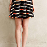Ribboned Swing Skirt