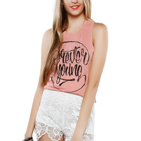 Papaya Clothing Online :: FOREVER YOUNG GRAPHIC TOP