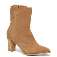 Suede Ankle Bootie - VS Collection - Victoria's Secret