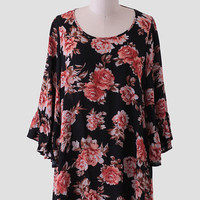 Juliette Floral Tunic Dress