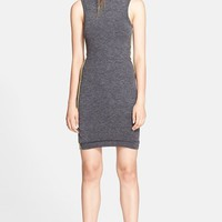 T by Alexander Wang Crewneck Jersey Dress