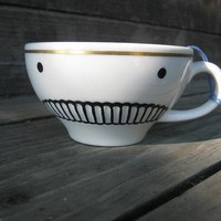 Major Teacup  Mr Skullhead by BugsAndMonsters on Etsy