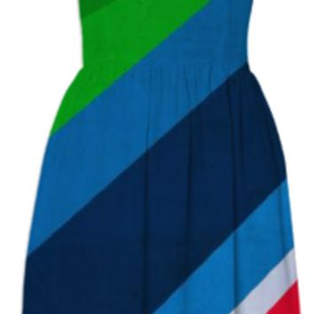 Serape / Dress created by duckyb | Print All Over Me