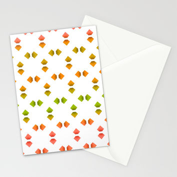 spring pattern Stationery Cards by VanessaGF | Society6