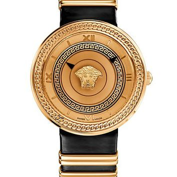 Versace  V-Metal Icon Gold