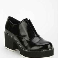 Shellys London Treaded Platform Oxford - Urban Outfitters