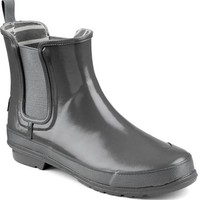 Sperry Top-Sider Starling Rain Boot Charcoal, Size 5M  Women's Shoes