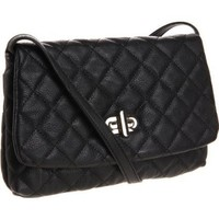 Co-Lab by Christopher Kon Jaden-1048 Clutch,Black,One Size