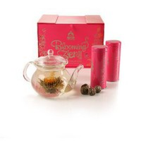 Teavana Blooming Zen Tea Gift Set