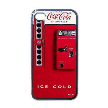 Apple iPhone Case - Coca Cola Vintage Mechine - iPhone 4 Case Cover | Merchanstore - Accessories on ArtFire
