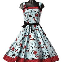 Hell Bunny 50`s Dixie Dress