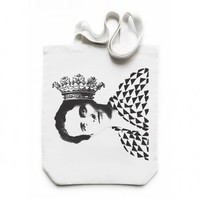 Royal Crown - Tote Bag from One Must Dash | Made By One must dash | £19.00 | BOUF