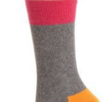 Happy Socks Women's Happy Socks Womens Color Block Sock