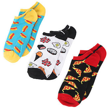 With Love From CA Food Lover Sock Pack at PacSun.com