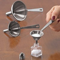 Mini Funnels @ Fresh Finds
