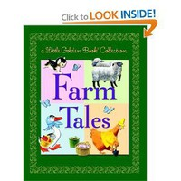 Little Golden Book Collection: Farm Tales (Little Golden Book Treasury) [Hardcover]