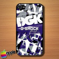 GDK G-Shock All Day Logo Custom iPhone 4 or 4S Case Cover | Merchanstore - Accessories on ArtFire