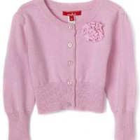 One Kid Cropped Cardigan, Candy