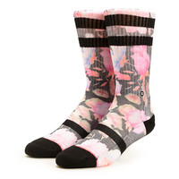 Stance Garden Punk Sublimated Floral Crew Socks