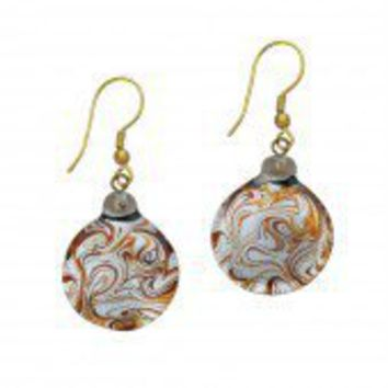 Coppery Gleams Earrings