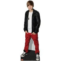 Justin Bieber Life-Size Cardboard Standup