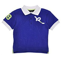 Rocawear `Pique Performance` Polo (Sizes 4 - 7X)