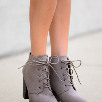The Twilight Boots Taupe