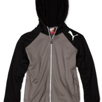 Puma - Kids Boys 8-20 Tech Performance Jacket