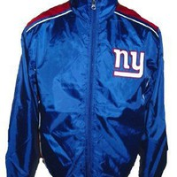New York Giants NFL Football Windbreaker Jacket