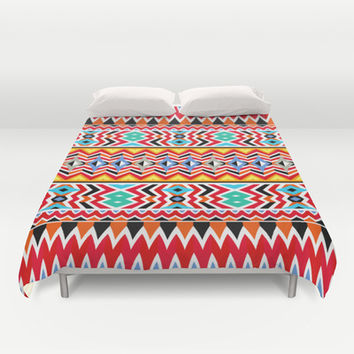 Mix #115 Duvet Cover by Ornaart